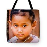 A Little Khmer Beauty Tote Bag