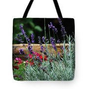 A Little Lavender Tote Bag