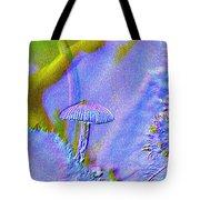 A Little Mushroom  Tote Bag