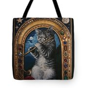 A Little Night Music Tote Bag