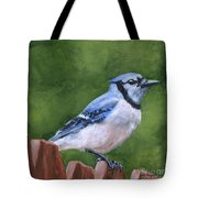 A Little Piece Of Sky Tote Bag