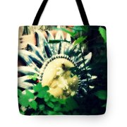 A Little Piece Of Sunshine In Ma's Garden Tote Bag
