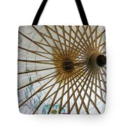 A Little Shade Tote Bag