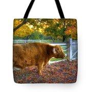 A Little Shaker Bull 2 Tote Bag
