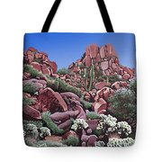 A Little Slice Of Arizona Tote Bag