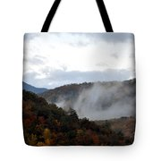 A Little Smoky Tote Bag