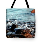 A Little Splash 3 Tote Bag