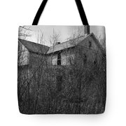 A Little Spooky Tote Bag