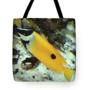 A Little Sunshine In The Water Tote Bag