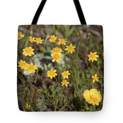 A Little Yellow Tote Bag