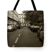 A London Street II Tote Bag