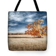 A Lone Tree Tote Bag