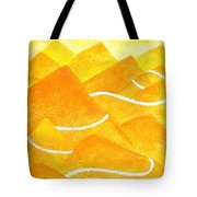A Lonely Trail Tote Bag