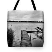A Long Day's Journey Tote Bag