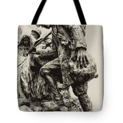 A Long Way To The Top Tote Bag