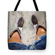 A Long Ways From Home Tote Bag