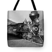 A Look Of The Past Tote Bag