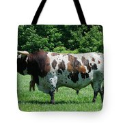 A Lot Of Bull Tote Bag