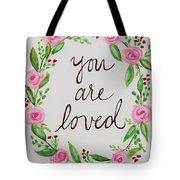 A Love Note Tote Bag