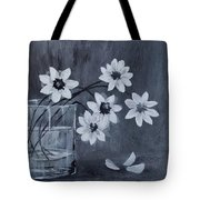 A Lovely Bouquet Of Daisies Tote Bag