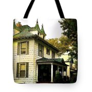 A Lovely House Tote Bag