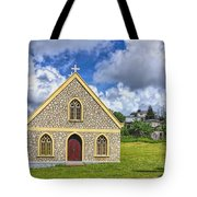 A Lovely Jamaican Church Tote Bag