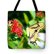 A Lovely Profile Tote Bag