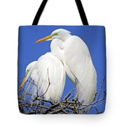 A Loving Couple Tote Bag