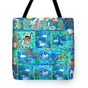A Magic Country Tote Bag by Sushila Burgess
