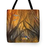 A Magical Dream In A Forest Tote Bag