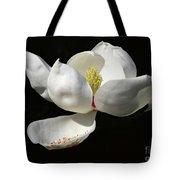 A Magnolia Flower Tote Bag