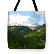 A Majestic View  Tote Bag