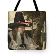 A Man Reading, Anonymous, C. 1660 Tote Bag