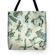 A Maritime Design Tote Bag