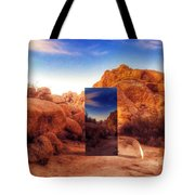 A Matter Of Respect Tote Bag