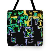 A Maze Thing - 01ac05 Tote Bag