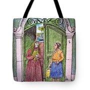 A Meeting Tote Bag