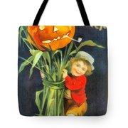 A Merry Halloween Tote Bag