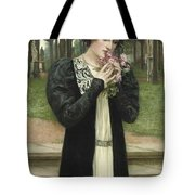 A Message Of Love Tote Bag