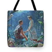 A Midsummer Tote Bag
