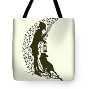 A Midsummer Night's Dream, Silhouette  Tote Bag