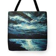 A Milky Way Tote Bag