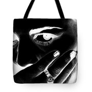 A Million Tiny Truths - Veronica Inverted Tote Bag