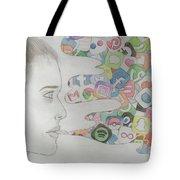 A Modern Drug Tote Bag