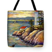 A Moment By The Sea Tote Bag