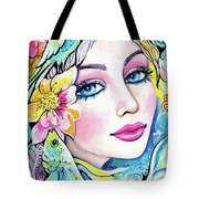 A Moment For Dreaming Tote Bag