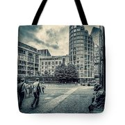 A Moment In Southwark, London. Tote Bag