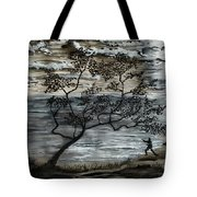 A Moment Of Harmony  Tote Bag