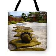 A Moment To Stop Tote Bag