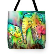 A Moment With Mum Tote Bag